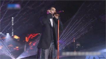 巡演喊卡親手監製「線上音樂會」 蕭氏情歌唱好唱滿 蕭敬騰:想念觀眾掌聲