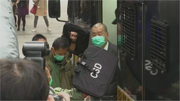 終審法院推翻保釋裁定 黎智英獄中過新年
