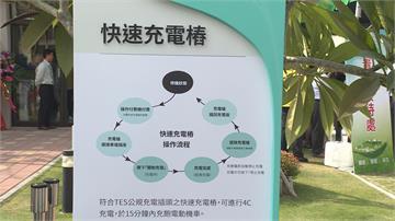 中油「智慧綠能加油」台南站為首座示範地點