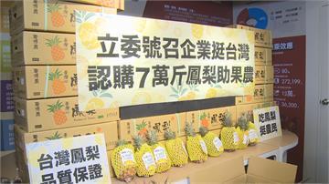 號召認購高雄大樹鳳梨 面對罷免案 陳柏惟:處境如台灣鳳梨