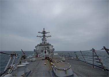 快新聞/拜登上任來第3次! 美軍驅逐艦駛過台灣海峽 第七艦隊:例行航行