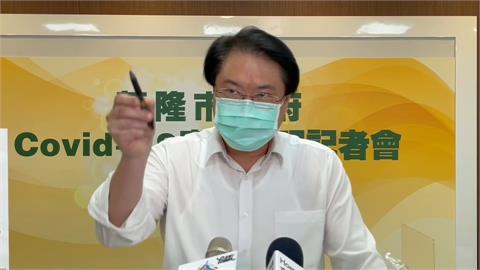 快新聞/基隆因颱風延後疫苗接種遭指「逆時中」 林右昌:我們用的是電子鐘