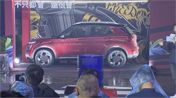 汽車大廠推出全新休旅車款 跳色烤漆大亮點