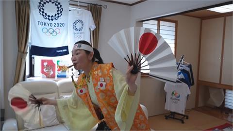 無法來的海外觀眾有分身 日奧運狂粉幫忙加油