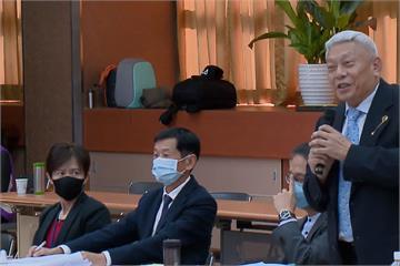 快新聞/NCC委員問經營理念 蔡衍明喊「愛台灣」:希望台灣更好