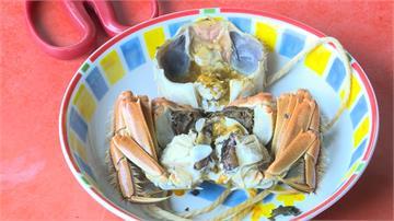 山泉水養的大閘蟹!專家教你簡單料理就有滿滿鮮甜
