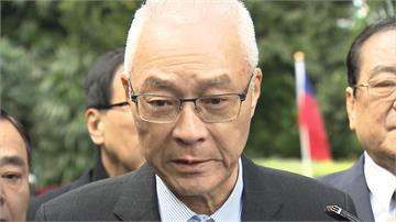 快新聞/林為洲黨名「去中國」被指與他有關 吳敦義怒轟:短視近利的愚者之見