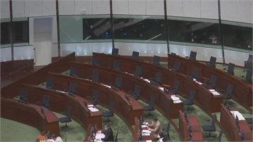 香港泛民派議員遭DQ 德英譴責中國 美國喊要制裁