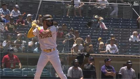 MLB/槍案中助球迷避難 教士明星強打塔提斯獲讚揚