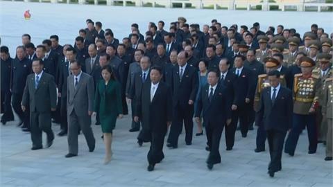 北朝鮮慶建國73週年 金與正未現身引關注
