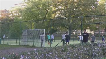 疫情改變生活 歐洲造訪公園人數激增