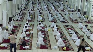 疫情衝擊麥加朝聖 伊斯蘭教盛事從200萬降到1千人