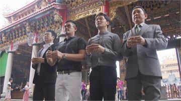 八點檔「四大惡人」耍壞自己都受不了! 演員趁空檔拜廟懺悔