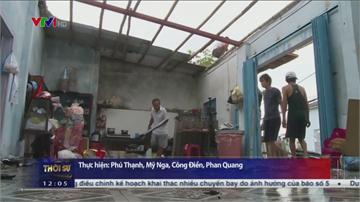 颱風「紅霞」橫掃越南 至少1死1傷