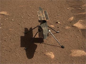 NASA火星直升機疑有技術問題 挑戰首飛要再等等
