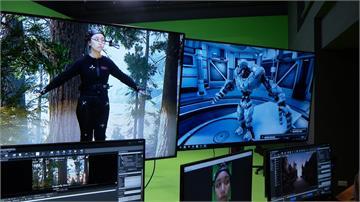 世新全媒體中心虛擬攝影棚  找來阿凡達團隊合作