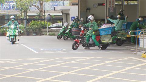 金南郵局員工曾到萬華  累計郵局已有九人確診