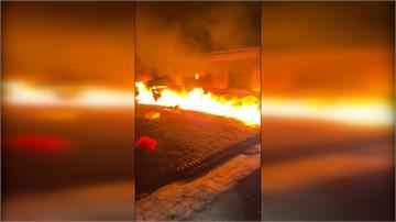 冷血縱火 錄片嗆聲!男疑不滿父長期家暴 縱火燒住處祖父命危