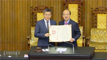 快新聞/快訊!立法院副院長由蔡其昌連任