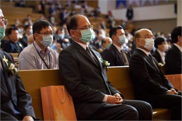 快新聞/送李登輝最後一程 游錫堃盼:他的精神能夠繼續庇佑台灣
