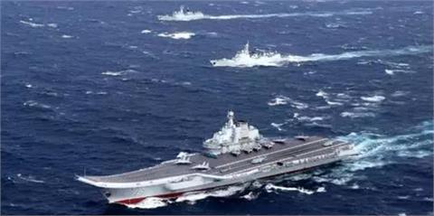 中國嗆航母台海周邊演訓「常態化」 前艦長揭背後目的:消耗戰