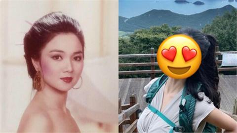 韓國正妹網紅「撞臉20年前白冰冰」PTT鄉民看呆:像到回不去