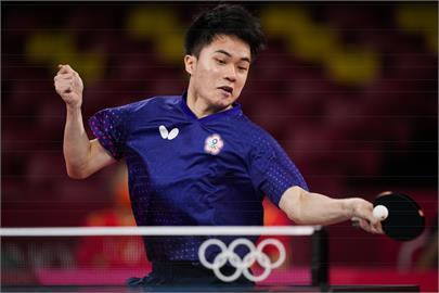 東奧/桌球男單台灣抗中對決有如「金牌戰」!網:林昀儒超級冷靜