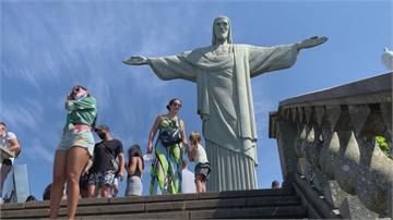 巴西解封 基督像等景點重新開放