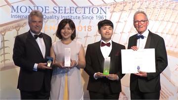 台灣之光!統一瑞穗鮮乳 奪國際食品品質金獎
