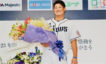 日職/淚灑引退記者會!「平成怪物」松坂大輔坦言:我變得害怕投球