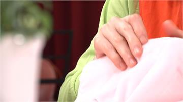蓋著猶如被媽媽抱著的安全感...女監媽媽用愛縫製「重量毯」