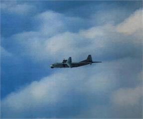 快新聞/共機1架「運-8反潛機」進入我空域 本月27度擾台