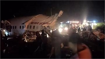 杜拜飛印度客機降落意外 至少17死逾120人傷