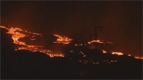 熔岩覆蓋面積逾740公頃 近兩千棟房舍被毀