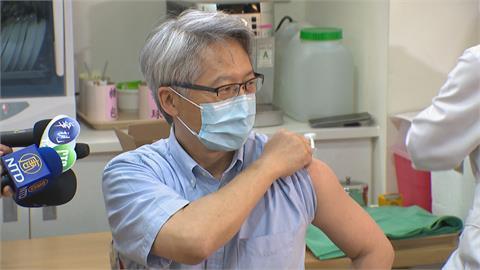 預約接種AZ疫苗 中研院長廖俊智:打比不打好
