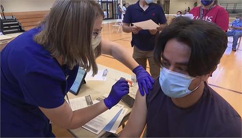 美國疫情回升3周病例翻倍 接種率卻狂跌47%