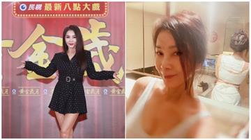 《黃金歲月》開拍 一姊陳美鳳深夜PO文 頸背發炎要暫停運動....
