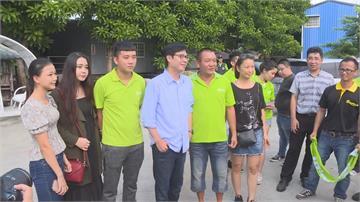 烏龍?藍青年軍控選前招待支持者出遊 陳其邁陣營:那些是台中人