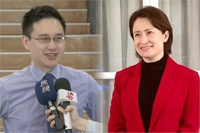 快新聞/「口譯哥」趙怡翔將返台 蕭美琴:好人才值得大家一起加油鼓勵