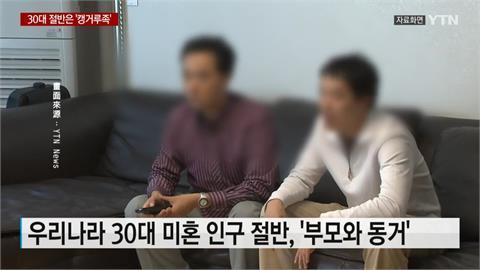 三十而不立!南韓20-44歲袋鼠族 42%沒工作