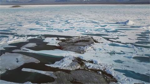 格陵蘭外海新發現 科學家探勘意外遇世界最北島嶼