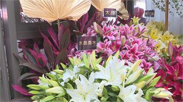 台北花市連5天24小時不打烊推分流採買 讓民眾過年採買安心