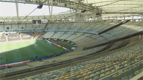 巴西疫情嚴峻!民眾群起反對辦美洲盃 總統罔顧人命硬辦 國際足協支持退賽