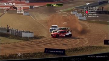 開虛擬賽車一樣行!法拉利勒克萊爾奪F1電競冠軍