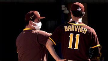 MLB/達比修有轉教士受歡迎 向野茂英雄學習指叉球