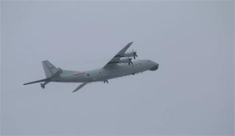 快新聞/中國軍機又擾台! 運8技偵機、反潛機各1架次闖我西南空域