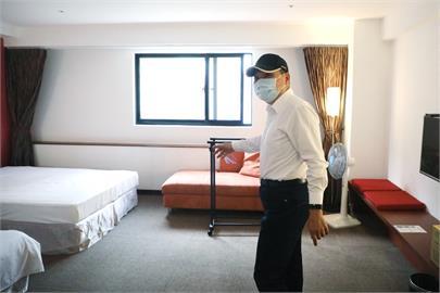 快新聞/跟進台北!新北徵用飯店收輕症確診者 21日啟用提供183間房