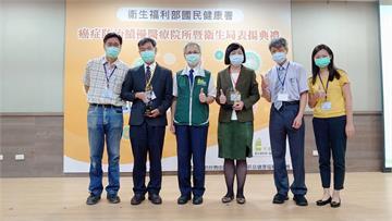 快新聞/癌症篩檢效率高 林口長庚獲「醫學中心金牌獎」