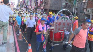 中元祭鬼門開「好兄弟來了!」新竹城隍祭、基隆老大公廟遶境揭序