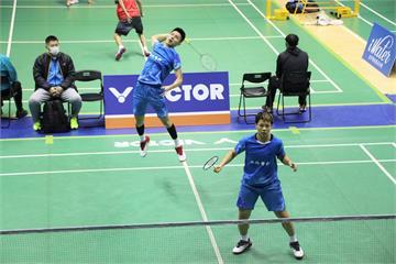 羽球 / 第一次排名賽熱烈開打 混雙李芳任/楊景惇直落二晉級